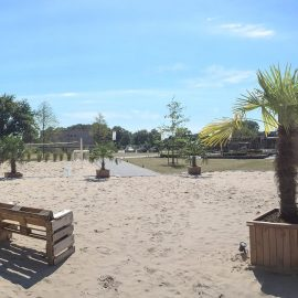 Strandparty mit Live-Musik (WN)